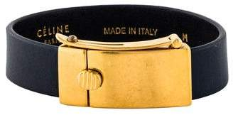 Celine Leather Cuff