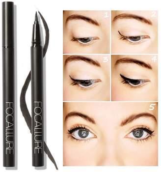 Filfeel Liquid Eyeliner, Waterproof Lasting Fast Dry Eye Liner Pencil, Black
