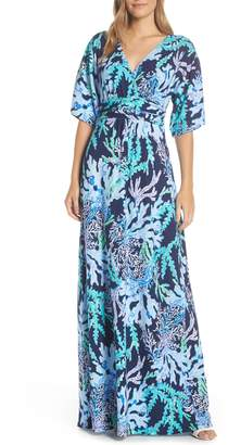 Lilly Pulitzer R) Parigi Maxi Dress