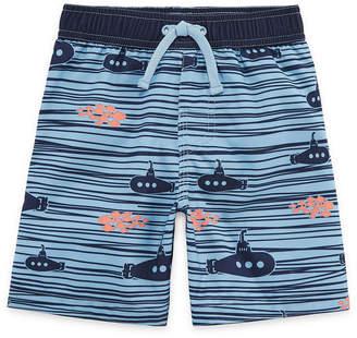 Trunks Okie Dokie Submarine Swim Toddler Boys