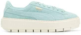 Puma Trace platform sneakers