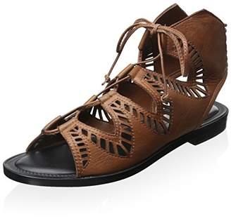 Dolce Vita Women's Deklon Flat Gladiator Sandal
