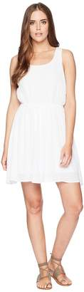Stetson 1577 Rayon Crepe Sleeveless Dress Women's Dress