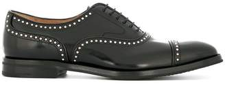 Church's round toe loafers