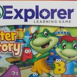 Leapfrog Letter Factory Explorer Game