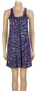 FULL TILT Racerback Print Dress