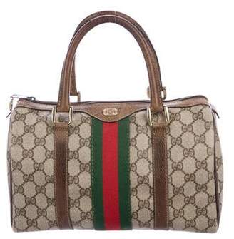 e740d352f463 Gucci Brown Tan Leather Handbags - ShopStyle