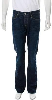 3x1 Five-Pocket Straight-Leg Jeans