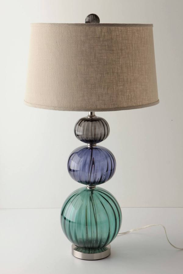 Cooled Globes Lamp Base