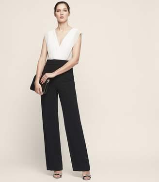 Reiss Martha Wide-Leg Jumpsuit