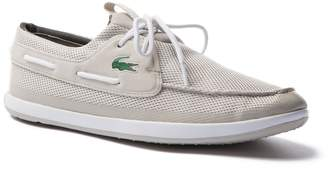 Lacoste Men's Landsailing Textile Boat Shoes