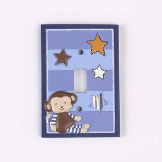 CoCalo Baby Baby Monkey Mania Switch Plate