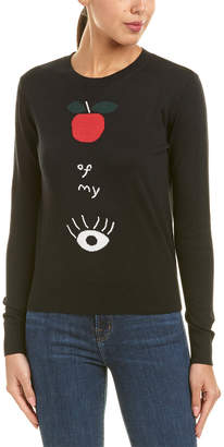 French Connection Apple Of My Eye Sweater