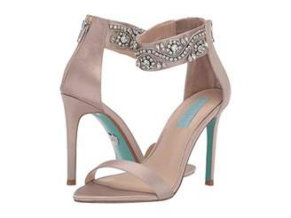 Betsey Johnson Blue by Brie Sandal