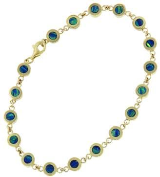 Jennifer Meyer Opal Mini Disc Bracelet