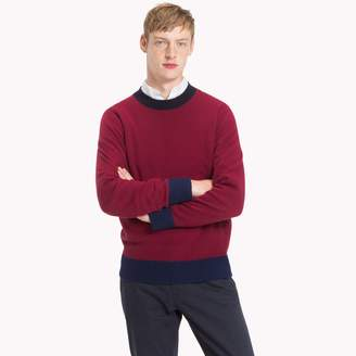 Tommy Hilfiger Wool Tipped Sweater
