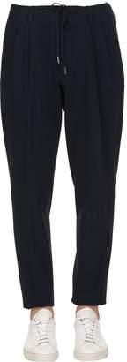 G・T・A 18cm Cotton Seersucker Pants