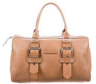 Kate Moss x Longchamp Leather Gloucester bag