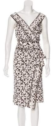 Diane von Furstenberg Willow Silk Dress