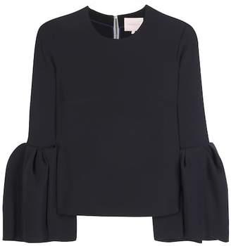 Roksanda Crêpe blouse