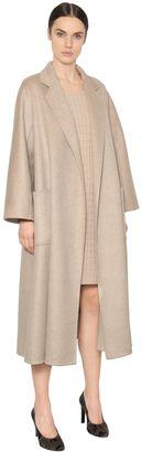 Draped Cashmere Coat $5,890 thestylecure.com