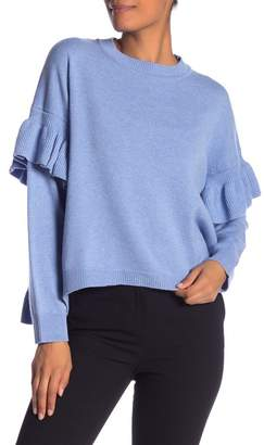 BOSS Francisca Wool Blend Sweater