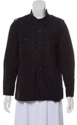 Equipment Major Shirt Jacket w/ Tags