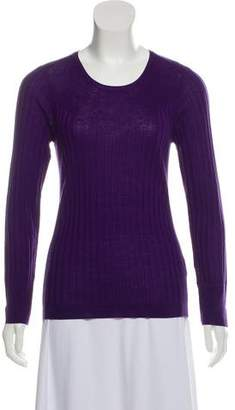 Gerard Darel Wool-Blend Knit Top