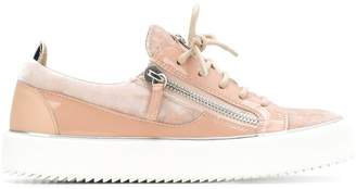 Giuseppe Zanotti Design low-top flatform sneakers