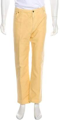 Gucci Flat Front Pants