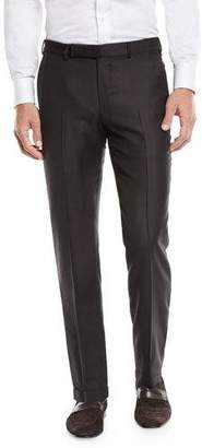 Ermenegildo Zegna Men's Trofeo Wool Dress Pants