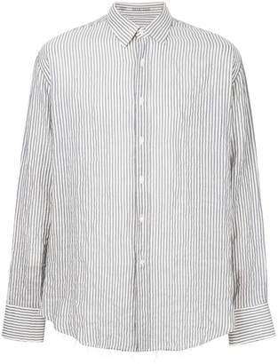 Vangher Broken striped shirt