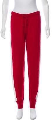 Madeleine Thompson Wool Mid-Rise Skinny Pants