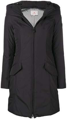 Peuterey padded fitted coat