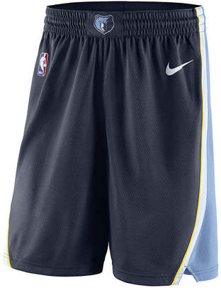 Nike Men's Memphis Grizzlies Icon Swingman Shorts