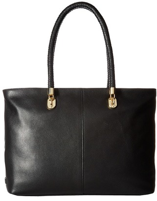 Cole Haan Benson Large Top Zip Tote $360 thestylecure.com