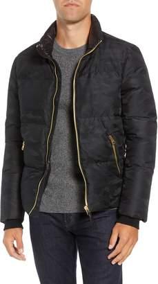 Mackage Jacquard Camo Down Jacket