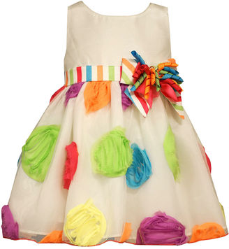 Bonnie Jean Sleeveless Party Dress - Toddler Girls $65 thestylecure.com
