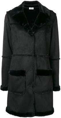 Liu Jo faux shearling coat