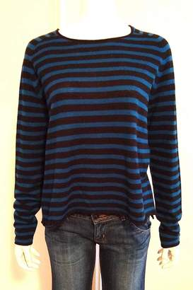 Line Striped Cashmere Sweater