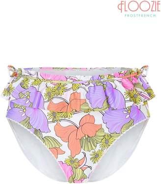 Next Womens Floozie Retro daisy High Waist Bikini Bottom