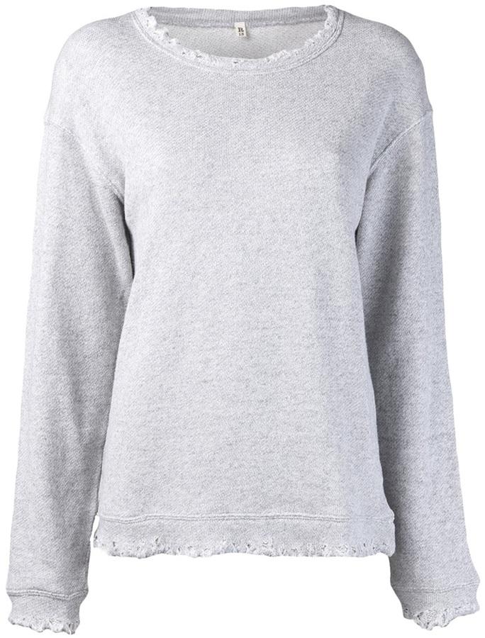 R 13 vintage sweatshirt