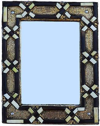 One Kings Lane Vintage Handmade Moroccan Mirror - The Moroccan Room