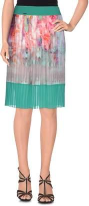 Fornarina Knee length skirts - Item 35280750FH