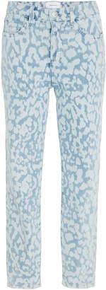 Current/Elliott High Waist Stiletto Jeans