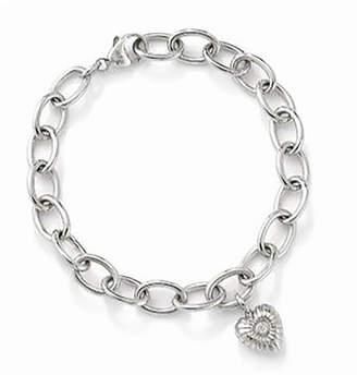 Mappin & Webb Silver Charm Bracelet