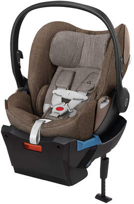BEIGE Cybex Cloud Q Plus Rear-Facing Car Seat, Cashmere