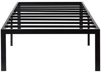 Olee Sleep 18 Inch Tall T-3000 Heavy Duty Steel Slat/Non-slip Support Bed Frame