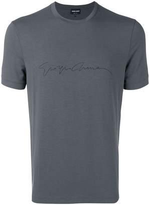Giorgio Armani branded T-shirt
