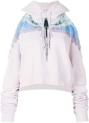 Marcelo Burlon County of Milan Wings hoodie